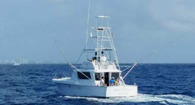 fort lauderdale fishing boat